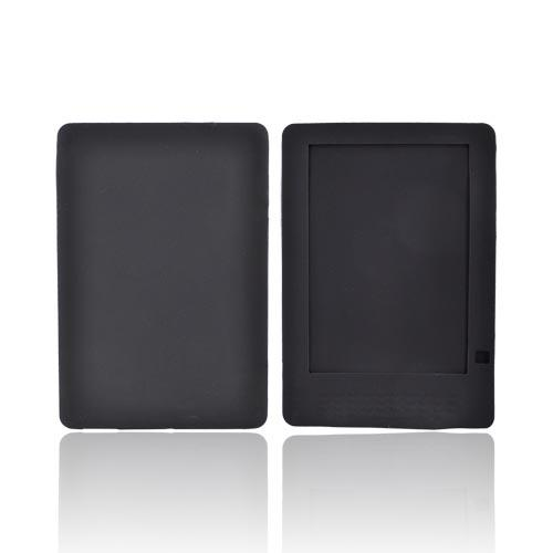 Amazon Kindle DX Silicone Case - Black