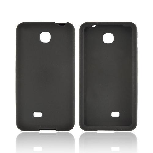 LG Escape Silicone Case - Black