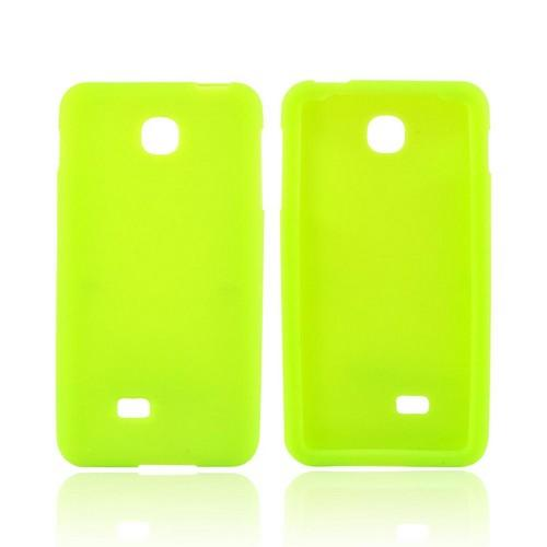 LG Escape Silicone Case - Neon Green