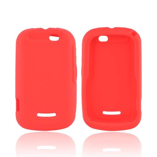 Motorola Clutch+ i475 Silicone Case - Red