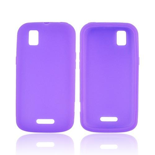 Motorola XPRT MB612 Silicone Case - Purple