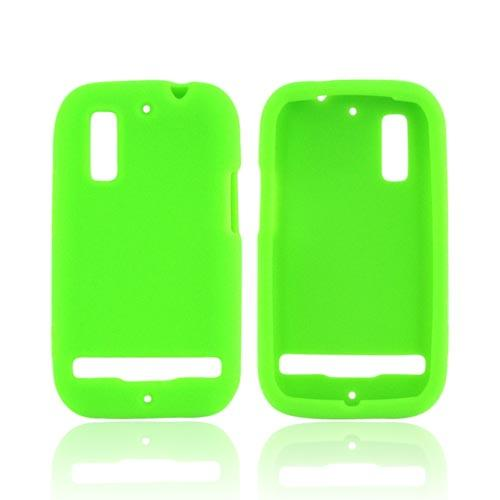 Motorola Photon 4G Silicone Case - Lime Green