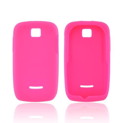 Motorola Theory Silicone Case - Hot Pink
