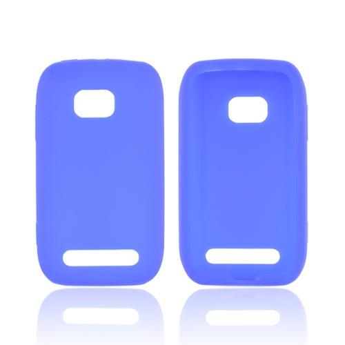 Nokia Lumia 710 Silicone Case - Blue