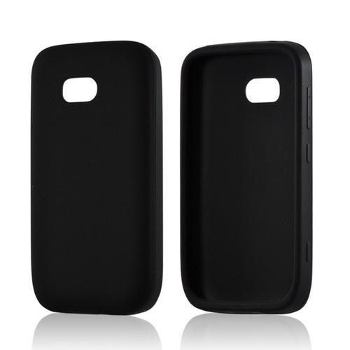 Black Silicone Case for Nokia Lumia 822