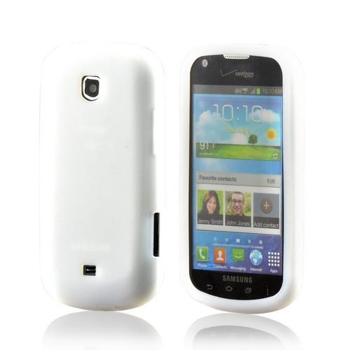 Frost White Silicone Case for Samsung Galaxy Stellar