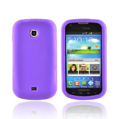 Samsung Galaxy Stellar Silicone Case - Purple