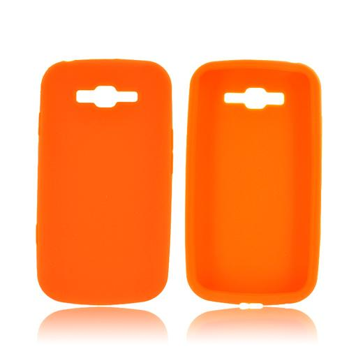 Samsung Focus 2 Silicone Case - Orange