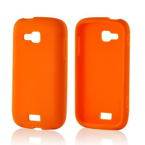 Orange Silicone Case for Samsung ATIV Odyssey