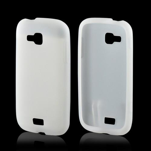 White Silicone Case for Samsung ATIV Odyssey