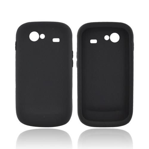 Google Nexus S Silicone Case - Black