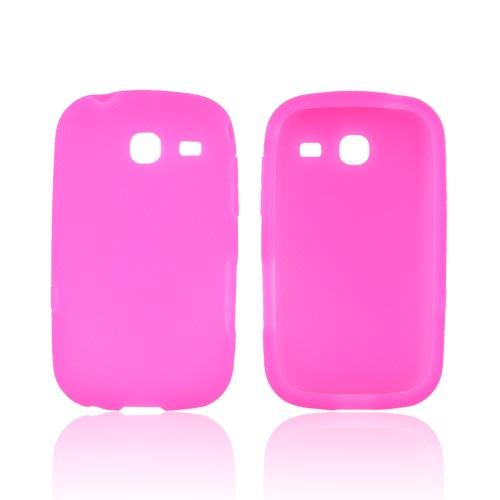 Samsung Freeform 3 Silicone Case - Hot Pink