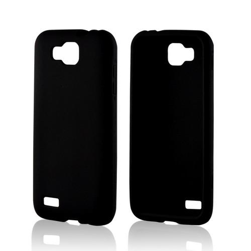 Black Silicone Case for Samsung ATIV S T899