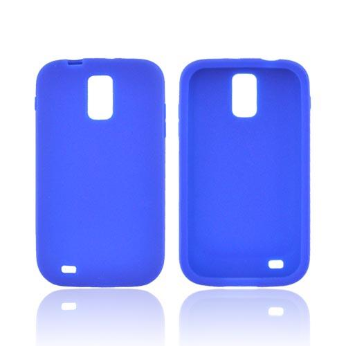 T-Mobile Samsung Galaxy S2 Silicone Case - Blue