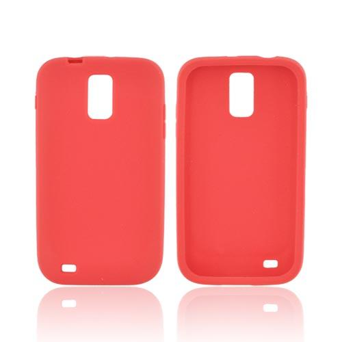 T-Mobile Samsung Galaxy S2 Silicone Case - Red