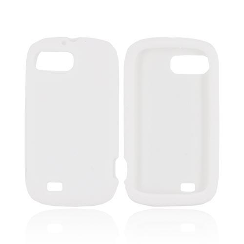 ZTE Fury N850 Silicone Case - White