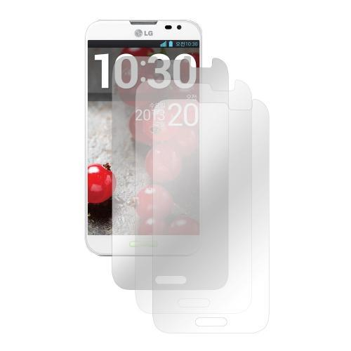 Screen Protector Medley w/ Regular, Anti-Glare, & Mirror Screen Protectors for LG Optimus G Pro