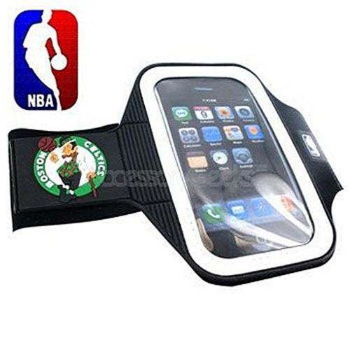 NBA Licensed Apple iPhone Armband Case - Boston Celtics