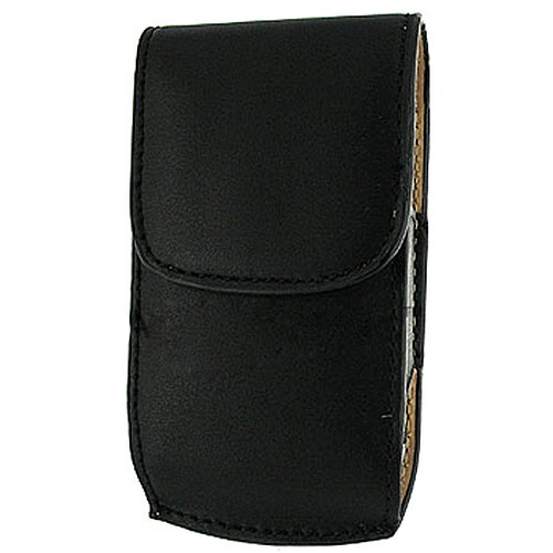 Universal Oxford Leather Pouch/Case (FUT) - Black