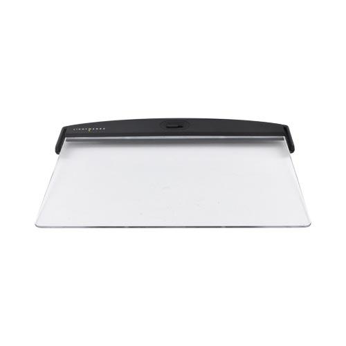 Original Lightwedge Universal LED Book Light, LW001-001-23 - Black/ Clear