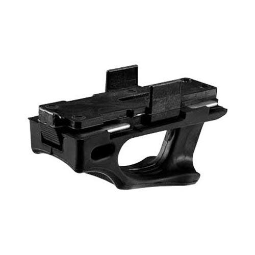 Original Magpul?? Ranger Plate??? M16/ AR15 Magazine Floorplate w/ Integral Loop (3 Pack), MAG020-BLK - Black