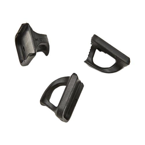Original Magpul?? Speedplate Glock 9MM/ .40 S&W Magazine Floorplate w/ Loop (3 Pack), MAG230-BLK - Black