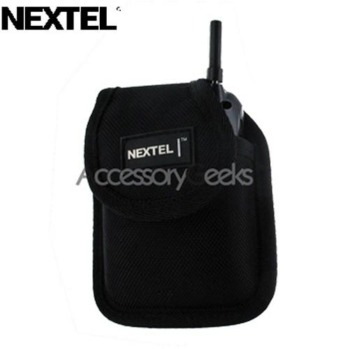 Original Nextel Blackberry 6510/7520 Rugged Nylon Pouch, NTZ6510R