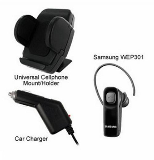 Starter Package For Driving with Samsung M300 type Charger