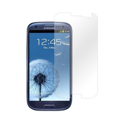 Samsung Galaxy S3 Screen Protector Bundle w/ 3 Clear Screen Protectors