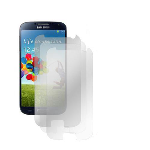 Screen Protector Medley w/ Regular, Anti-Glare, & Mirror Screen Protectors for Samsung Galaxy S4