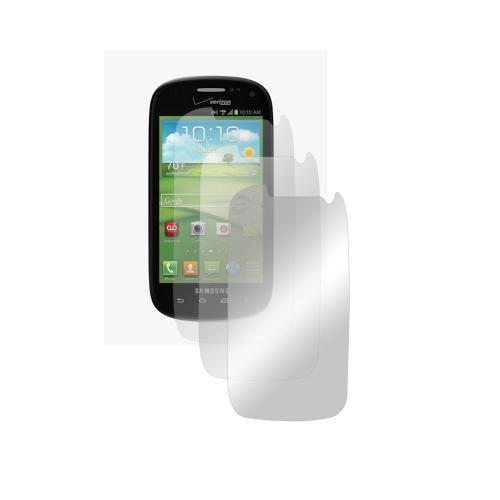 Samsung Stratosphere 2 Screen Protector Medley w/ Regular, Anti-Glare, & Mirror Screen Protectors