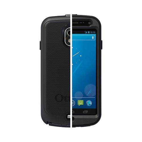 Original Otterbox Defender Series Samsung Galaxy Nexus Case w/ Holster & Built-in Screen Protector, SAM2-I515X-20-EOTR - Black