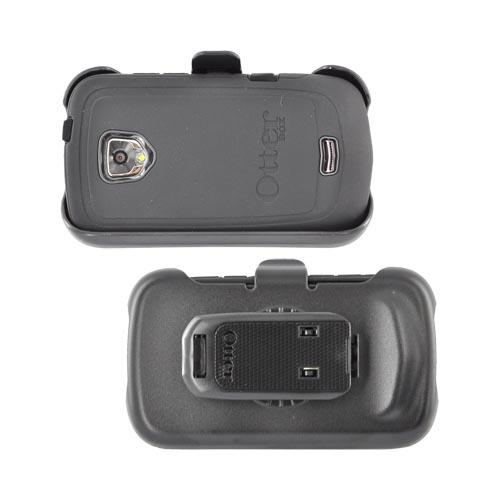 Original Otterbox Defender Series Samsung Droid Charge Case w/ Holster & Screen Protector, SAM2-LTE4G-20-E4OTR - Black