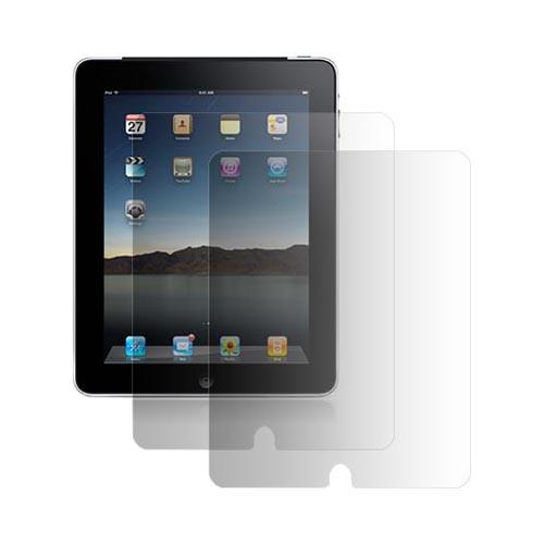 Apple iPad Premium High Quality Anti-Fingerprint Screen Protector - 2 Pack