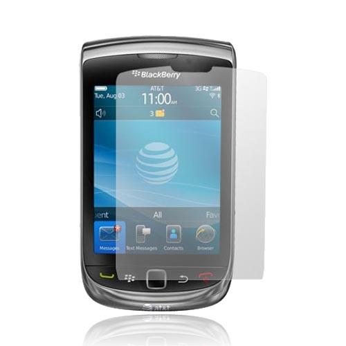 Luxmo Blackberry Torch 9800 Anti-Glare Screen Protector