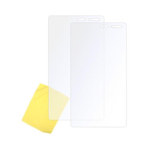 Premium Motorola Droid 3 Anti-Glare Screen Protector (2 Pack) - Clear