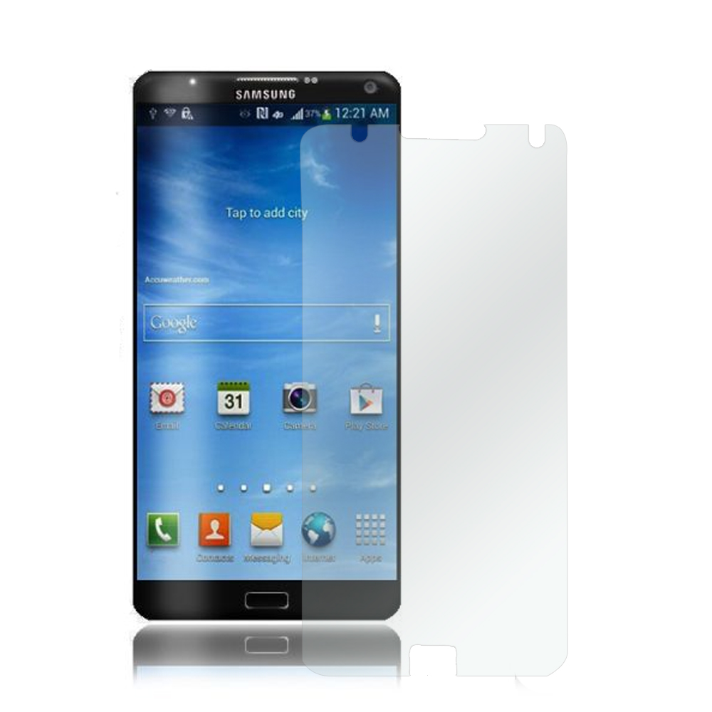 Anti-Glare Screen Protector for Samsung Galaxy Note 3