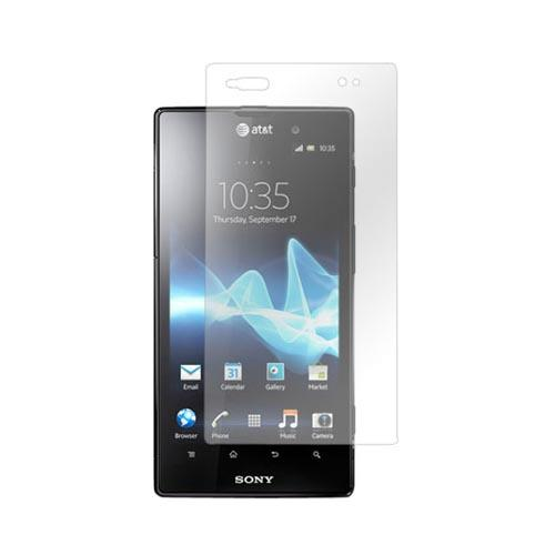 Sony Xperia Ion T28i Anti-Glare Screen Protector