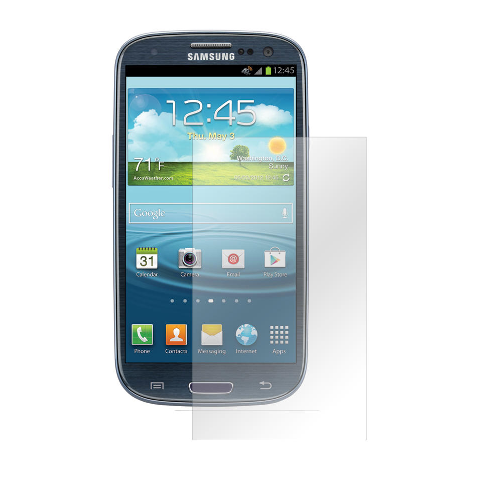 CellTo Clear CellTo Premium Anti-Shock Screen Protector for Samsung Galaxy S3 at Sears.com