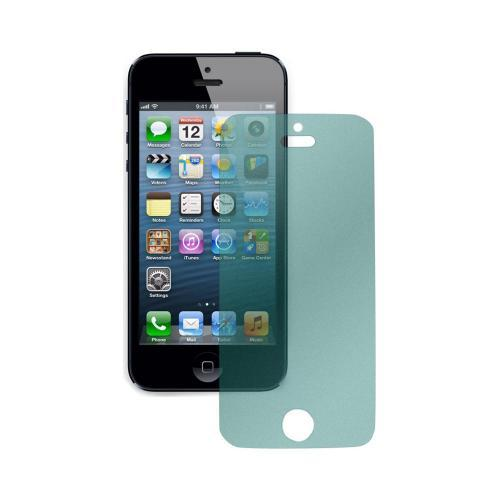 Screen Protector w/ Green Tint Glitter Effect for Apple iPhone 5/5S/5C