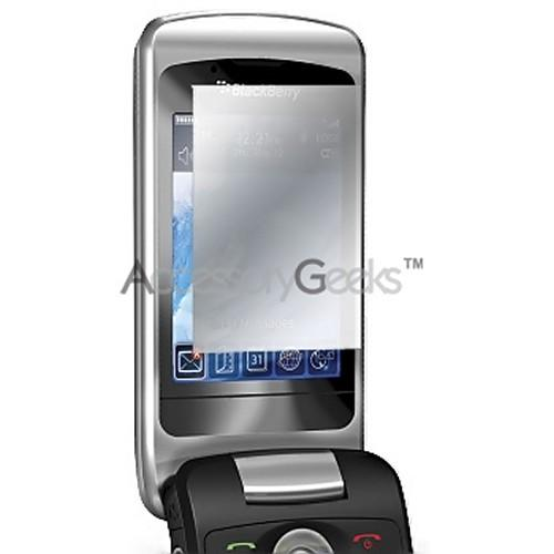 Blackberry Pearl Flip High Definition Screen Protector w/ Mirror Effect