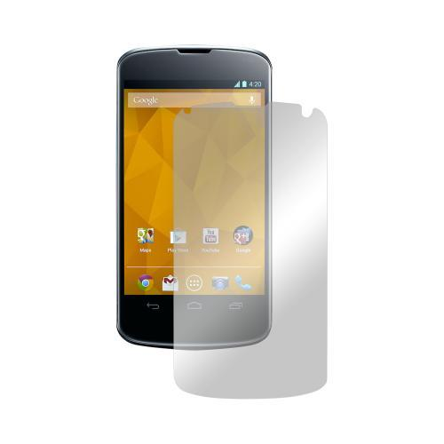 Mirror Effect Screen Protector for LG Google Nexus 4