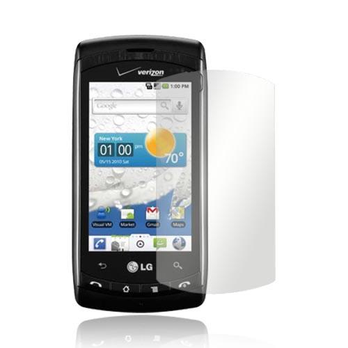 LG Ally VS740 Mirror Screen Protector - Clear