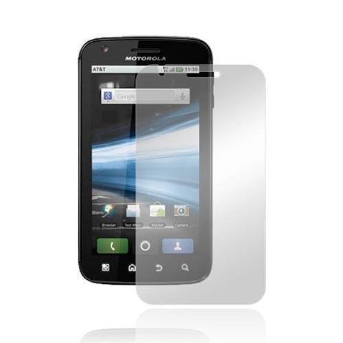 Motorola Atrix 4G Screen Protector w/ Mirror Effect