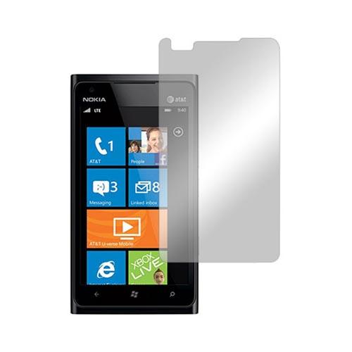 Nokia Lumia 900 Screen Protector w/ Mirror Effect