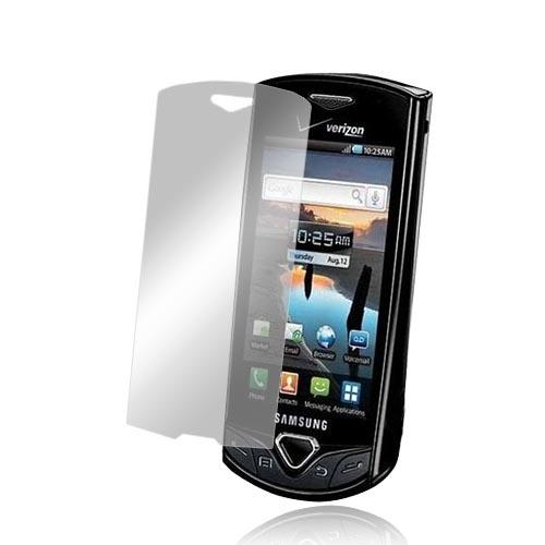 Samsung Gem i100 Screen Protector w/ Mirror Effect