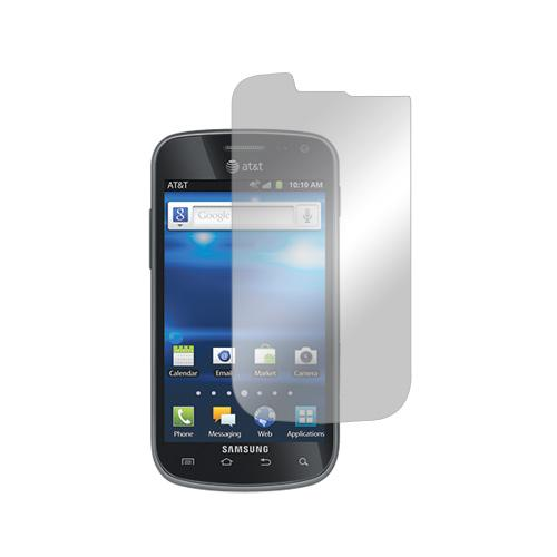 Samsung Exhilarate i577 Screen Protector w/ Mirror Effect