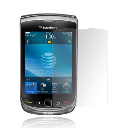 Luxmo Premium Blackberry Torch 9800 Screen Protector