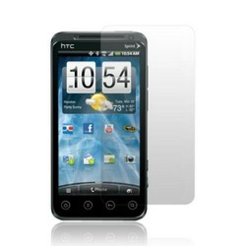 HTC EVO 3D Screen Protector - Clear