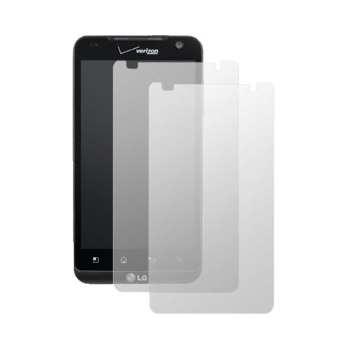 Premium LG Revolution, LG Esteem Screen Protector (2 Pack)
